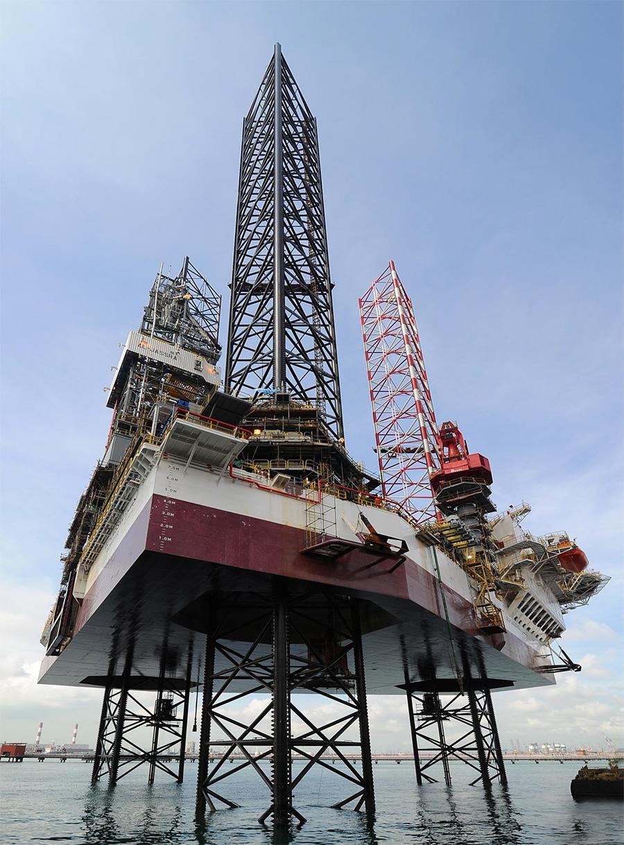 Gulf Drilling International Limited (GDI) – The first