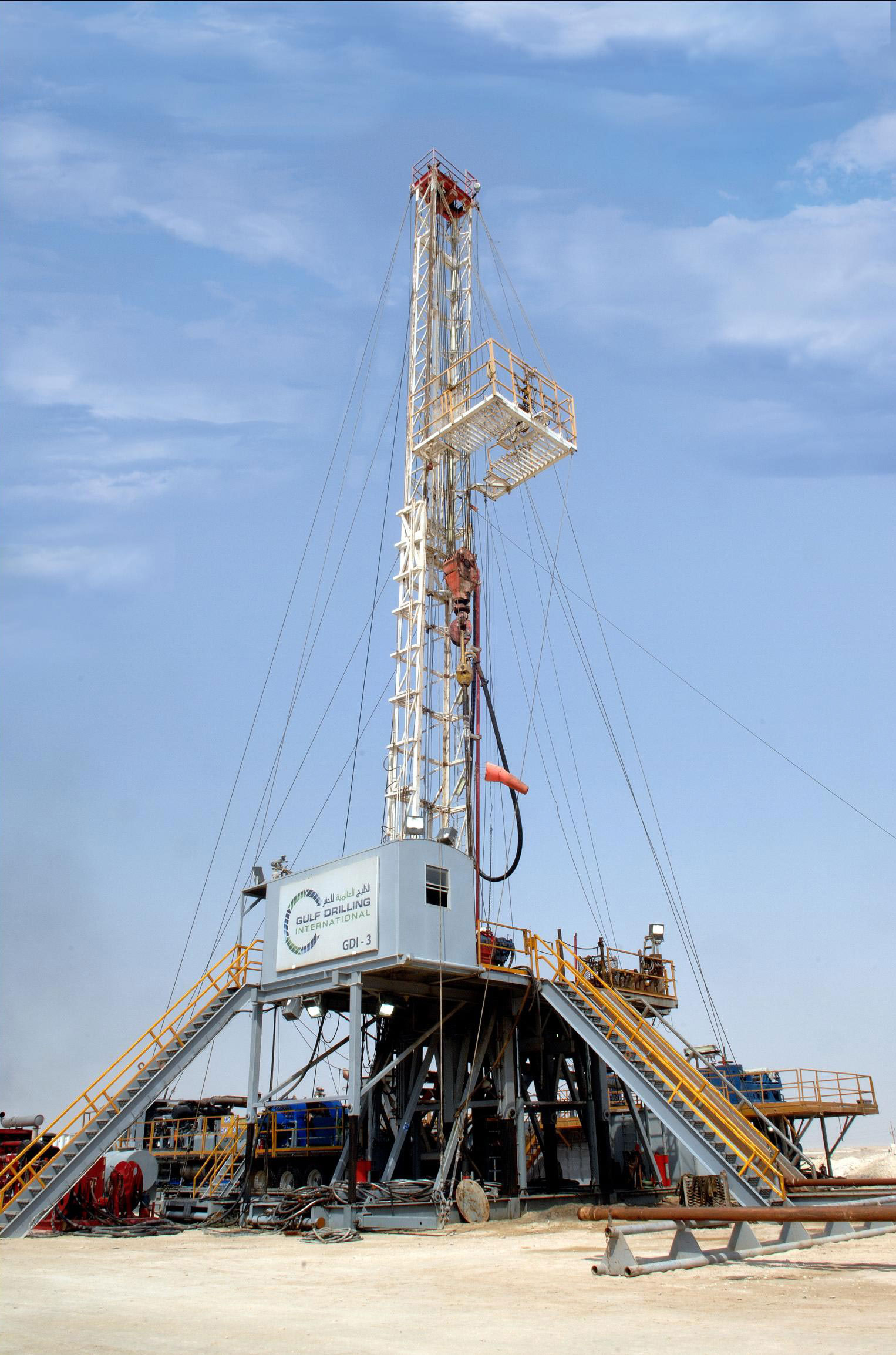 Gulf Drilling International Limited (GDI) – The first onshore